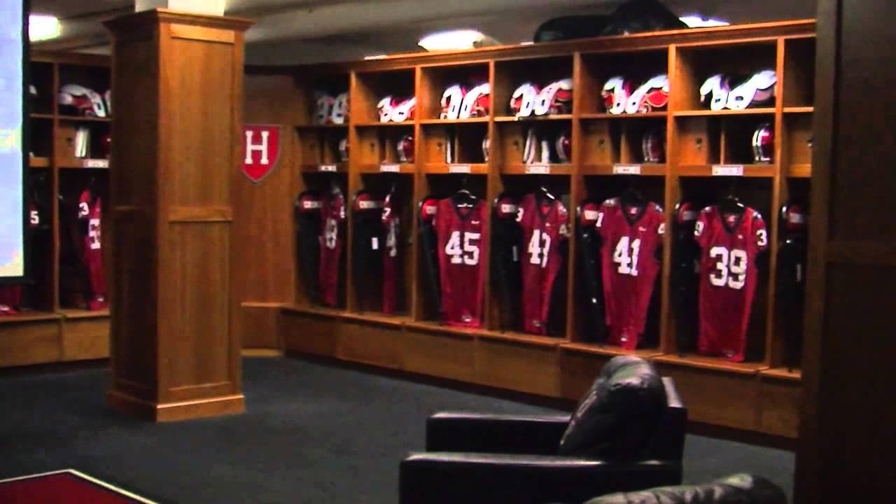 Facility Tour Harvard Football Youtube