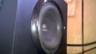 Logitech z623 Bass i love you test