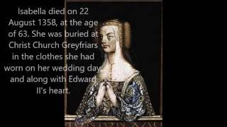 """Medieval Queens of England: Isabella """"The She-Wolf""""  of France"""