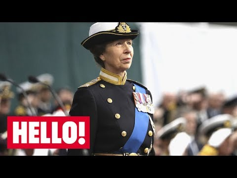 5 times Princess Anne proved she is the most trendy royal