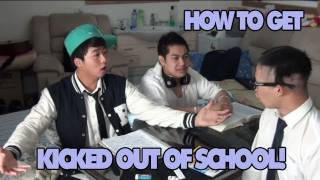 One of mychonny's most viewed videos: Getting KICKED out of SCHOOL!