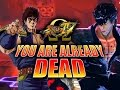 watch he video of KENSHIRO'S RAGE - You're Already Dead: Omega Street Fighter 4 Online