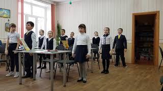 Зарядка на татарском языке / физкультминутка