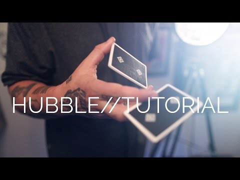 HUBBLE // TUTORIAL by CHRIS RAMSAY