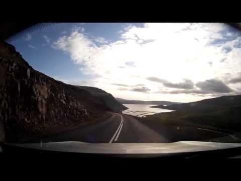 Iceland 20150724.5 Birkimelur Swimming Pool to Breiðavík