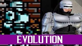 Evolution of RoboCop Games (1988-2003)