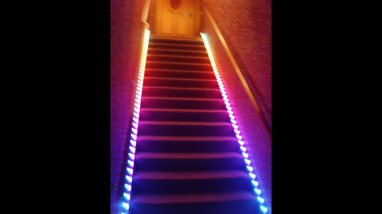 LED Staircase Strings - Molton House, London - YouTube on house arches design, house windows, house driveway design, house floor design, house column design, stair step design, house flat roof design, house frames design, house floor plan with grand staircase, house carport design, house fireplaces design, house trim design, house roof garden design, house flooring design, house boats design, rustic stair railing design, wood stair design, house doors design, house shelves design, staircase design,