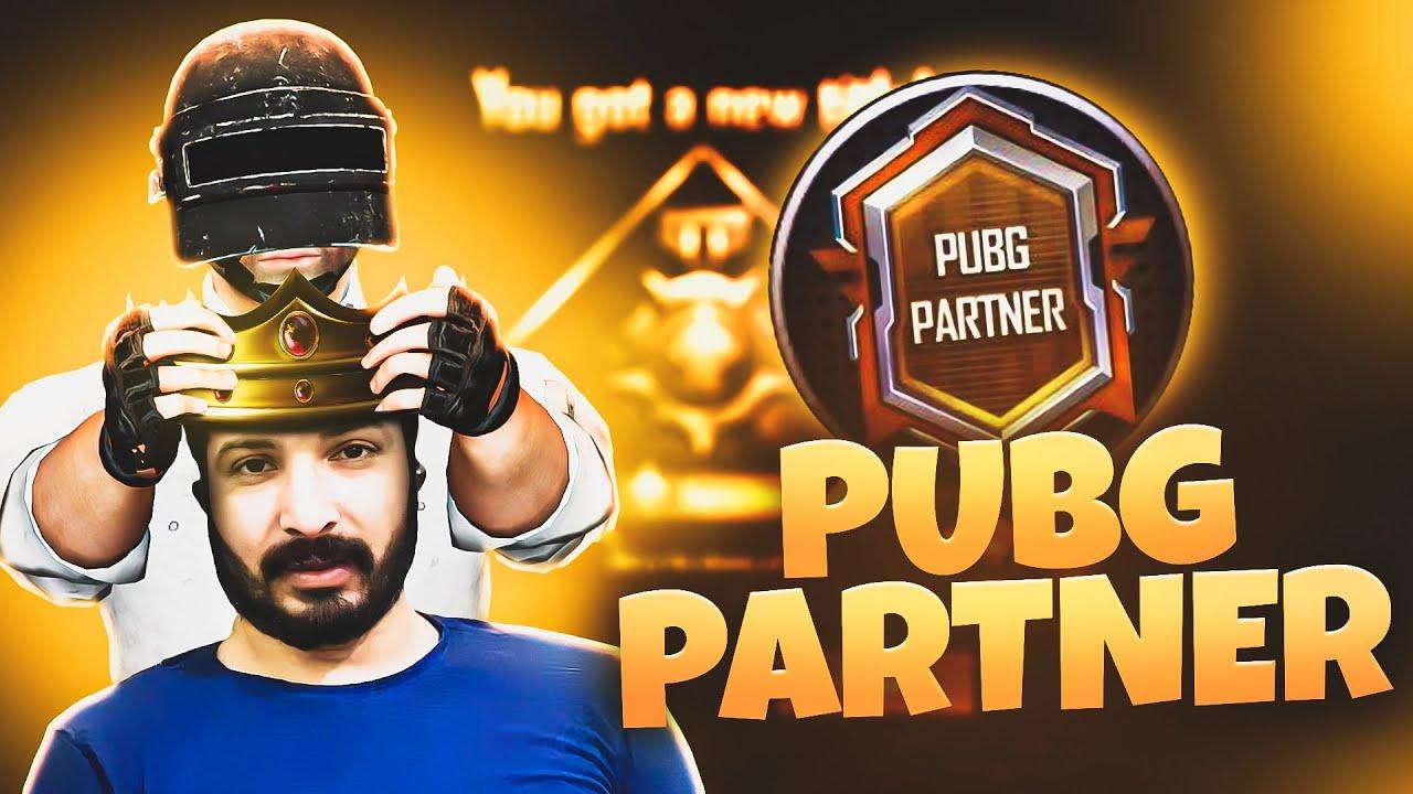 I got Pubg Partner title | @Little Zalmi | Zalmi gaming