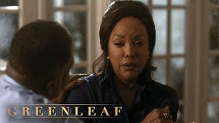 Lady Mae Reveals the Truth About Grace to the Bishop | Greenleaf | Oprah Winfrey Network