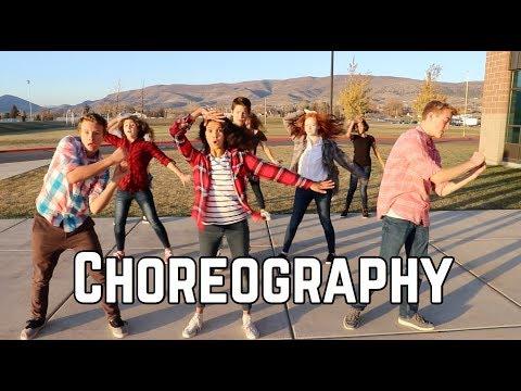 Download Youtube: AWKWARD PARODY - CHOREOGRAPHY