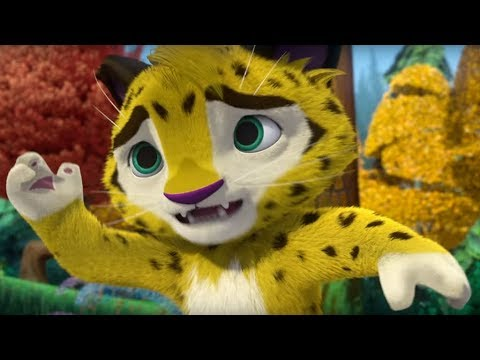 Лео и Тиг - Пропавшее вдохновение - серия 19 - мультфильм о жителях тайги