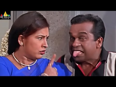Brahmanandam and Kovai Sarala Comedy Scenes Back to Back | Telugu Movie Comedy | Sri Balaji Video