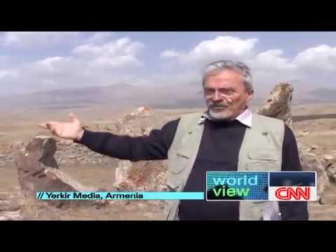 CNN International Explores the Secrets of Armenia's Stone Henge