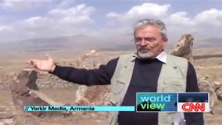 CNN International Explores the Secrets of Armenia