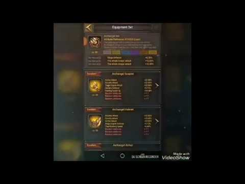 Clash Of Kings Trick Forge Archangel Set