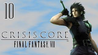 Crisis Core: Final Fantasy VII ITA #10 Tramonto a Junon