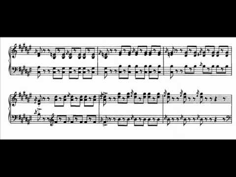Lewenthal plays Liszt - Mephisto Waltz No. 3 Audio + Sheet music