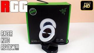 Streamer Certified - Razer Kiyo and Seirēn X - Vloggest
