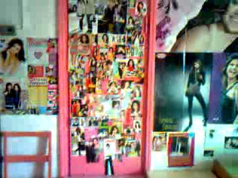 My Selena Gomez Room Part 2 Youtube