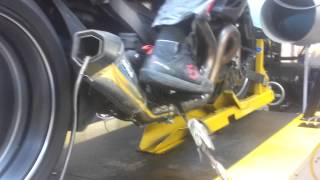 Hammer and Tongs Performance Ducati Diavel POWER RUN
