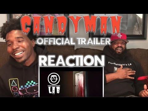 Candyman - Official Trailer Reaction