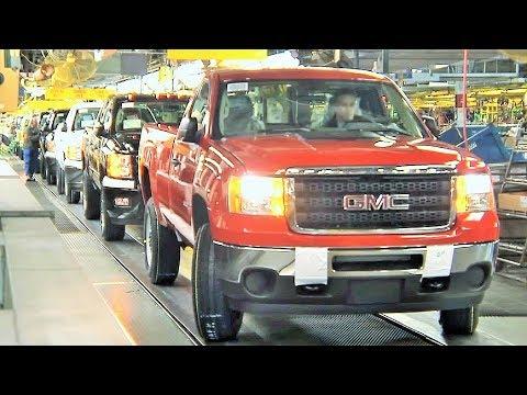 GM Flint Manufacturing Plant