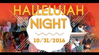2016 Hallelujah Night