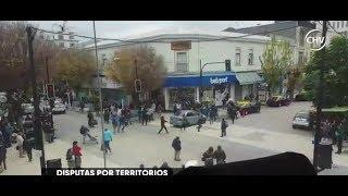 Brutal pelea entre comerciantes ambulantes en Viña del Mar - CHV NOTICIAS