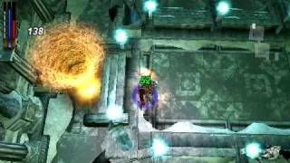 Untold Legends -  Brotherhood of the Blade - PSP - Gameplay