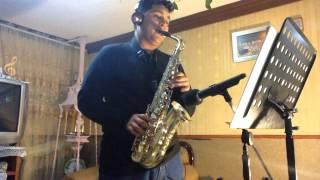 Europa -Carlos Santana- Alto Sax Cover