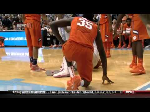 James Michael McAdoo JR Year Footage (Raw)