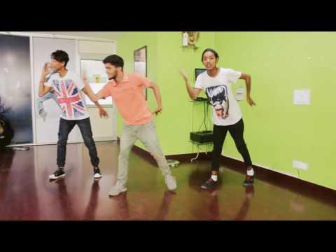 Maston Ka Jhund Dance Choreography || Dancing Soul Mohali || Shankar Ehsaan Loy