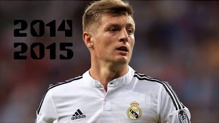 Toni Kroos | Real Madrid | Skills Passes Assists Goals 2014/2015 | HD