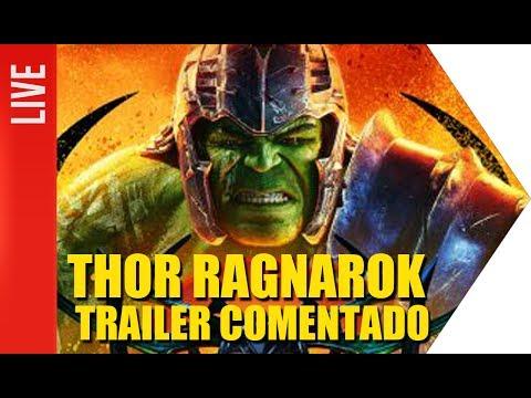 Thor: Ragnarok - Trailer Comentado | OmeleTV
