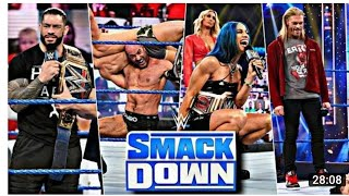 WWE SmackDown Highlights Today Live 1 5 2021 WWE Friday Night SmackDown Highlights Today