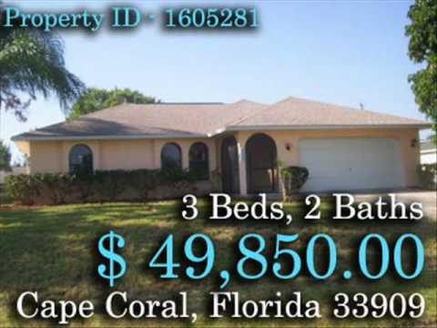 Cape Coral Pre Foreclosures, Florida: ForeclosureConnections.com