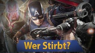 Avengers: Infinity War - Wer könnte in Avengers 3 sterben? | Top 5