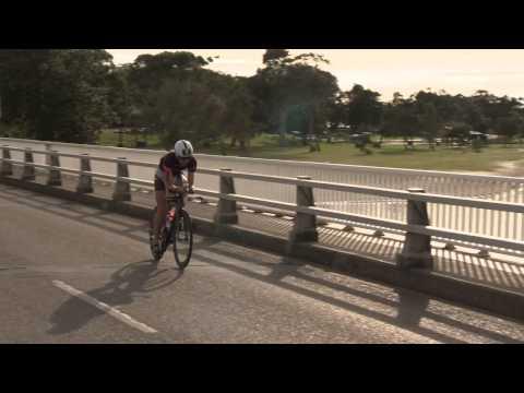 2014 Toyota IRONMAN Australia, Port Macquarie // Pro Bike Highlights