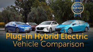 2018 PHEV Comparison - Kelley Blue Book