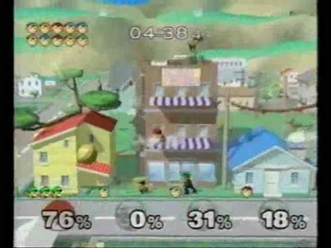 super smash bros classic mode ending a relationship