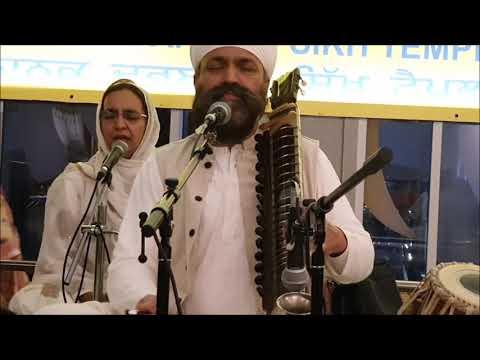 Guru Nanak Darbar Dubai 01.01.2020 Bhai Baljeet Singh Ji Namdhari