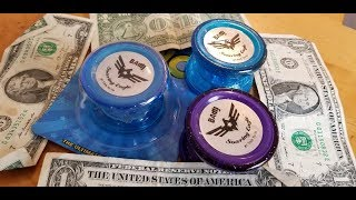 Dollar Tree Soaring Eagle YoYo Unboxing, Review, and Durability test.