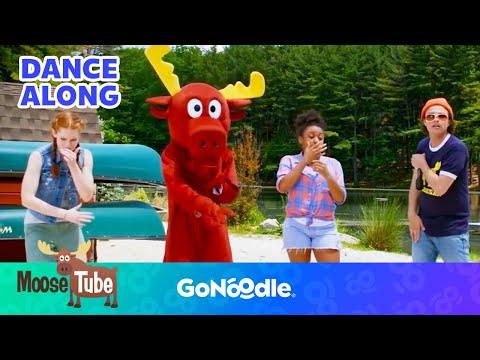 If I Were Not A GoNoodler - MooseTube  GoNoodle