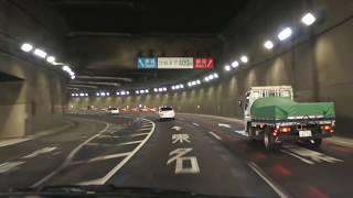 大橋JCTでぐるぐる