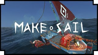 Make Sail - (Ship Building Exploration Game)