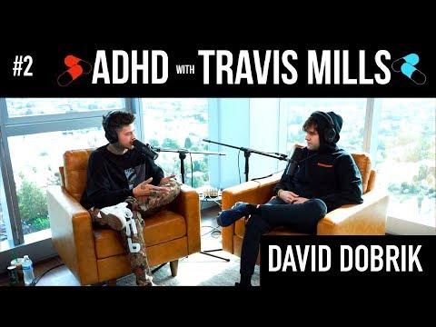 David Dobrik | ADHD w/ Travis Mills #2