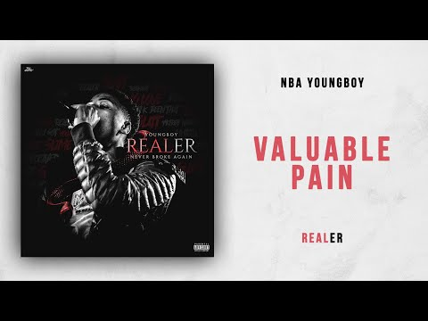 NBA Youngboy – Valuable Pain (Realer)