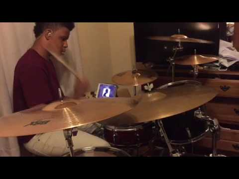 Maxwell - Fistful of Tears - Drum Cover