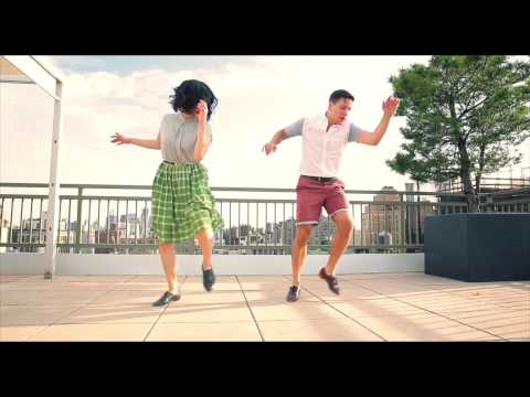 Sound & Color | Melinda Sullivan + Jason Luks Tap Dance to Alabama Shakes