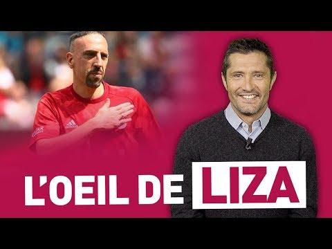 """""""C'est la fin de l'ère Ribéry - Robben"""" - L'oeil de Liza #6"""